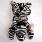 Ziggy the Zebra Ty Beanie Baby MWMT