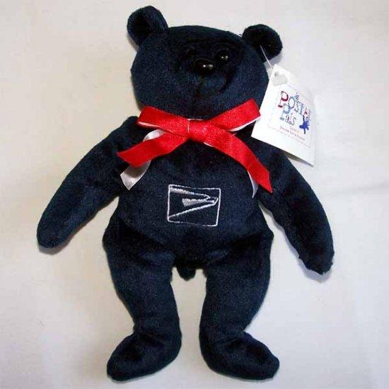 Zippy Proud Postal Worker US Postal Bear Postal Pals MWMT