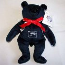 Zippy Proud Postal Worker US Postal Bear Postal Pals MWMT