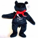 Buddy Delivering Customer Satisfaction US Postal Bear Postal Pals MWMT