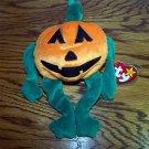 Pumkin' the Pumpkin Ty Beanie Baby MWMT