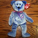 Periwinkle the e-Beanie Ty Beanie Baby MWMT