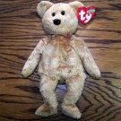 Cashew the Bear Ty Beanie Baby MWMT