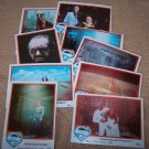 Superman the Movie Trading Cards - Lot of 9 Cards