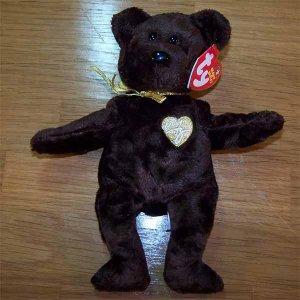 2003 Signature Bear Ty Beanie Baby MWMT
