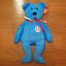 Addison the Baseball Bear Ty Beanie Baby MWMT