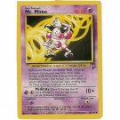 Pokemon Card Base 2 Mr. Mime 27/130 Single Card Rare (PK2)