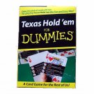 Texas Hold 'em For Dummies Card Game
