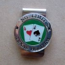 No Limit Texas Hold 'Em Money Clip