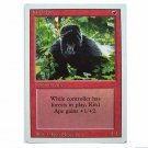 Kird Ape Magic the Gathering Role Playing Single Card (MGT6)
