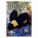 Bumble the Bee Silver Retired Ty Beanie Baby Single Card Series 2 (BB10)
