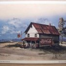 The General Store Lithograph - Autographed by Artist Huey J. Theus