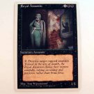 Royal Assassin - 4th Edition - Magic the Gathering Role Playing Single Card (MTG78)
