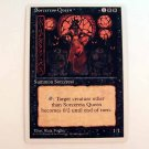 Sorceress Queen - 4th Edition - Magic the Gathering Role Playing Single Card (MTG80)