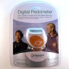 Digital Pedometer with Calorie Counter and One Week Memory