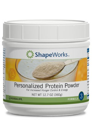 Formula 3 Personalized Protein Powder