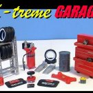 MASTER MECHANIC GARAGE TOOL SET FOR YOUR MODEL CARS