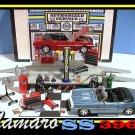 1968 CAMARO SS 396 GARAGE W/ ELECTRIC CAR LIFT & 2 CARS