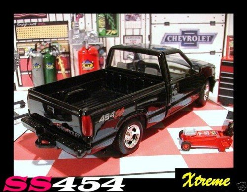 1990 CHEVY 454 SS PICK UP GARAGE W/ DIE CAST TOOLS++++