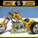 THE TIGER STRIPE CUSTOM HARLEY TRIKE