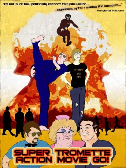 STAMGo! 18x24 poster