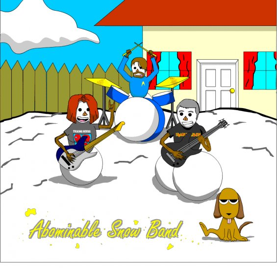 """Quiz Show Scandals - """"Abominable Snowband"""""""