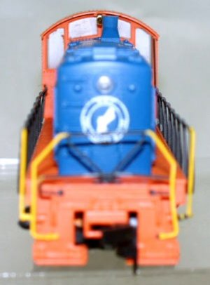 Atlas Model RR  HO Scale  New England Central RR  Alco S-4 Diesel Locomotive|BrassTrainsAndMore