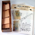 Main Line Model  0 gauge  Two(2) Car Combined Kit W/Original Box|BrassTrainsAndMore