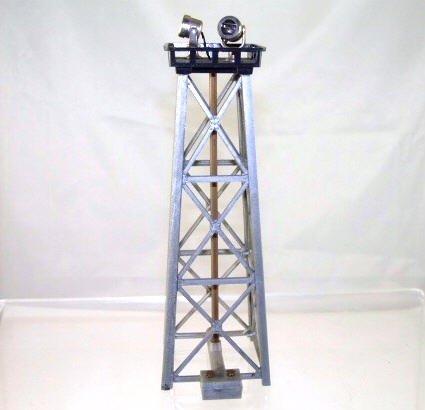 Ideal Models  HO Scale  Flood Light Tower  Old Stock|BrassTrainsAndMore