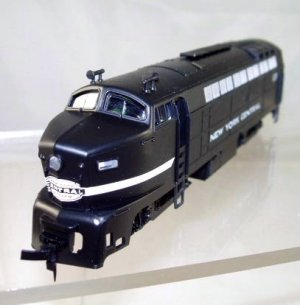 E-R Models  HO Scale  NYC RF16 Sharknose Diesel Locomotive#1209|BrassTrainsAndMore