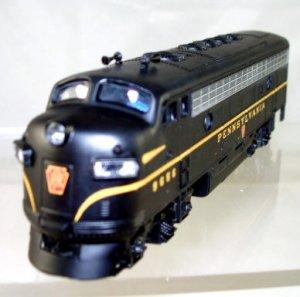 Bachmann Plus  HO Scale  PRR  EMD F7A Diesel Locomotive #9656A BrassTrainsAndMore