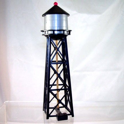 Ideal Models  HO Scale  Water Tower w/ Light  Old Stock|BrassTrainsAndMore