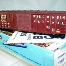 Athearn  HO Scale  WC  50 FT.  Double-Door Box Car#WC18292