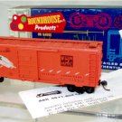 Roundhouse  HO Scale  WP  40FT.  AAR  Box Car#WP1953