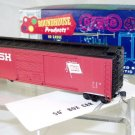 Roundhouse  HO Scale  Wabash  50FT.  AAR  Box Car#WAB21785