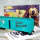 Athearn  HO Scale  GN  40FT.  Box Car#G.N.27024