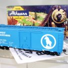 Athearn  HO Scale  GN  40FT.  Steel Box Car#G.N.11374
