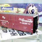 Athearn  HO Scale  40 FT.  D&RGW  Hi-Cube Box Car#67429