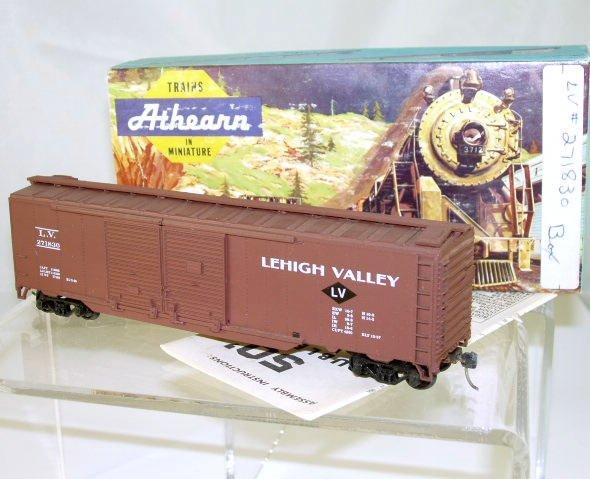 Athearn Bev Bel  HO Scale  L.V.  50FT. Steel Double-Door Boxcar#L.V.271830