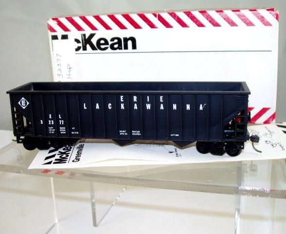 McKean  HO Scale  EL  45FT.  Open-Top Hopper#EL32377