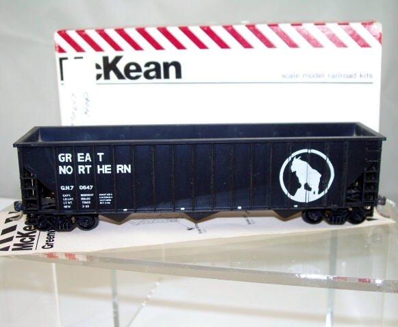 McKean  HO Scale  GN  45FT.  Open-Top Hopper#GN70647