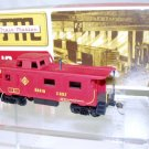 Tyco  HO Scale  EL  32FT.  &quot;Radio&quot; Caboose#C892