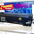 Roundhouse  HO Scale  EL  Open-Top 3-Bay Offset-Side Hopper#38300