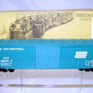 Details West  HO Scale  PC  50FT. Rib-Side Single-Door Box Car#PC156714