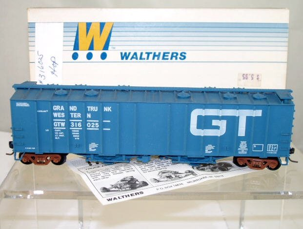 Walthers  HO Scale  GT  50FT.,Airslide Hopper#GTW316025