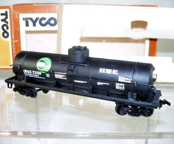 Tyco  HO Scale  Cargill  40FT. Single-Dome Tank Car#CRGX7259