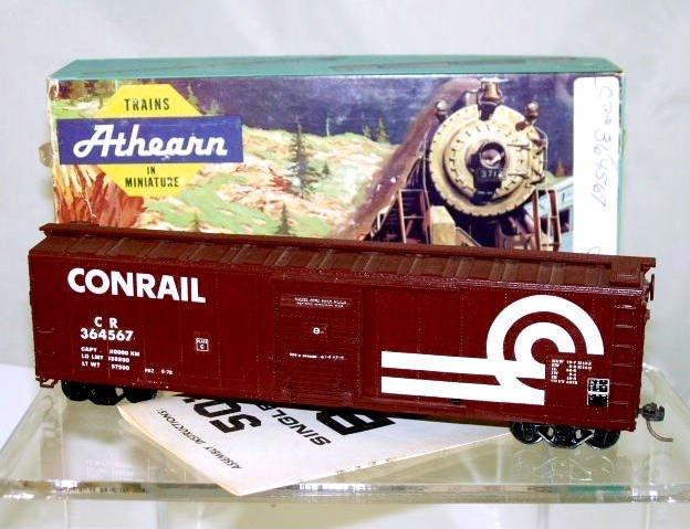 Athearn  HO Scale  Conrail  50FT. Single-Door Box Car#CR364567
