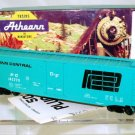Athearn  HO Scale  Penn Central  50FT. Plug-Door Smooth-Side Insulated Box Car#PC142770