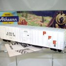 Athearn  HO Scale  Pacific Fruit Express  57Ft. Mechanical Refrigerator Car#SPFE458856