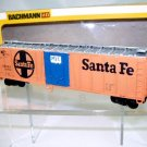 Bachmann  HO Scale  Santa Fe  51Ft. Mechanical Reefer#SFRC3094